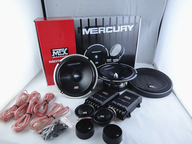 Mercury Car Speakers