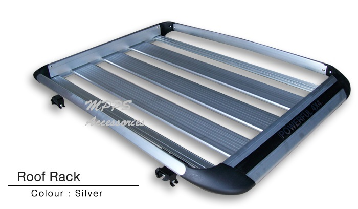 VEHICLE CONVENIENCE ALUMINUM ROOF CARRIER