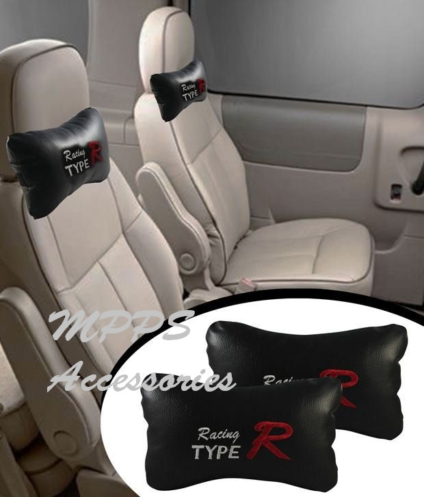 CAR SEAT NECK CUSHION PILLOW