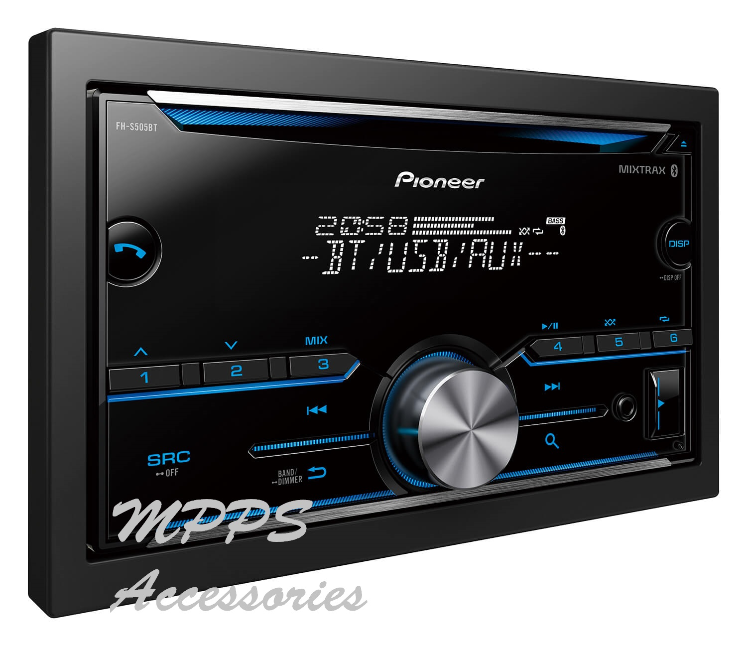 VEHICLE ENTERTAINMENT PIONEER FH STEREO