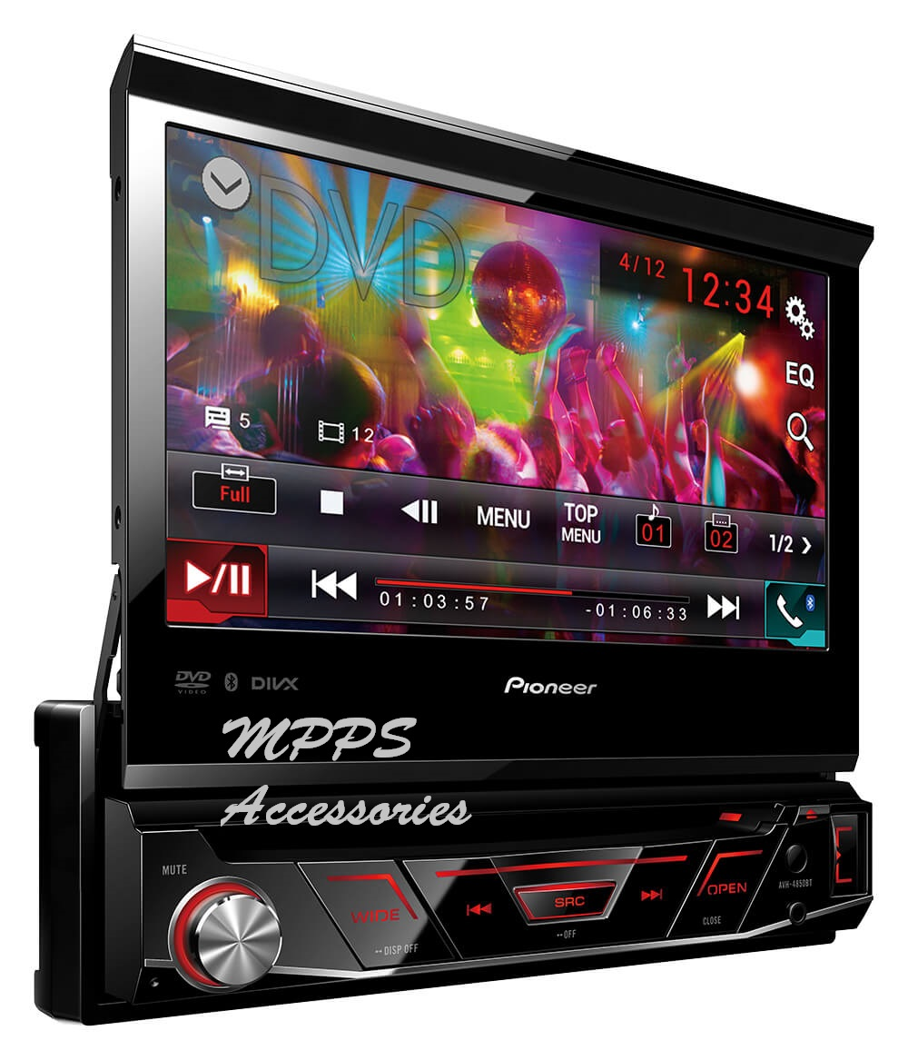 PIONEER IN DASH AUDIO VIDEO RECEIVER