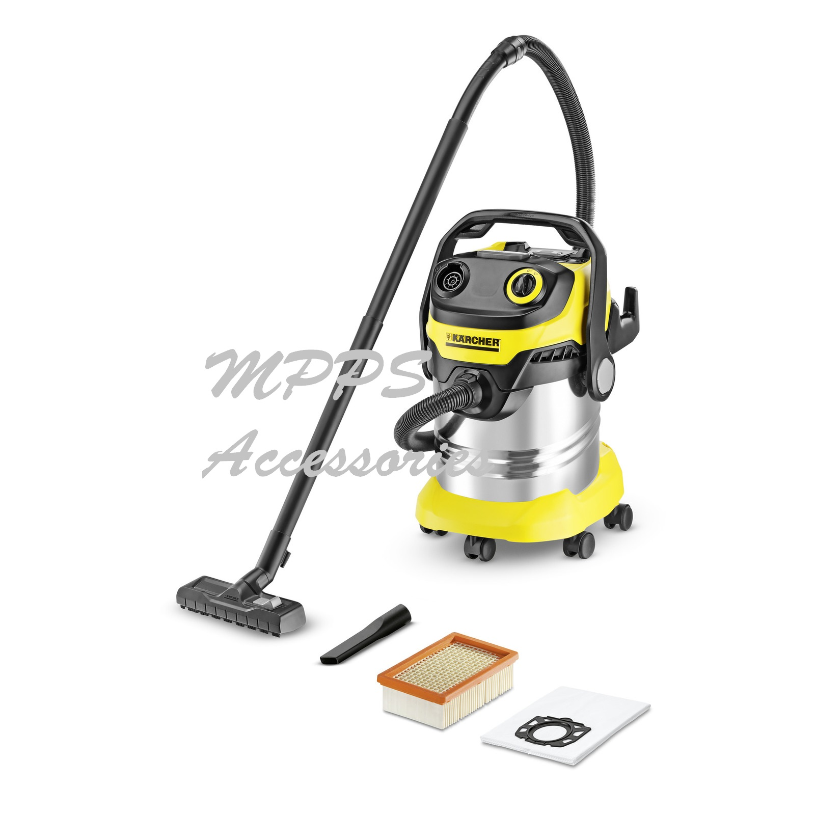 WET & DRY VACUUM CLEANER KARCHER